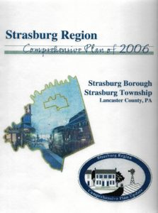 2006 Strasburg Comp. Plan
